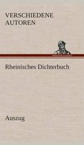 Rheinisches Dichterbuch