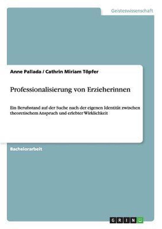 Professionalisierung von Erzieherinnen