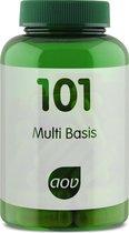 AOV 101 Multi Basis - 60 vegacaps - Multivitaminen - Voedingssupplementen