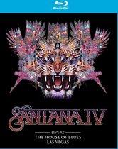 Santana IV - Live At The House Of Blues (BLURAY)