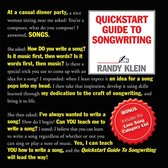 Quickstart Guide to Songwriting
