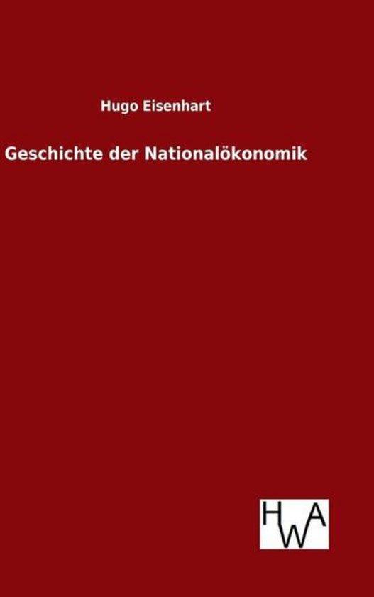 Geschichte der Nationaloekonomik