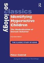 Omslag Identifying Hyperactive Children