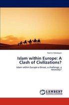 Boek cover Islam Within Europe van Narine Hakobyan