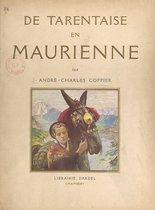 De Tarentaise en Maurienne