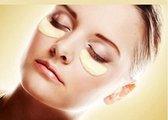 Collageen oogmasker - Wallen en donkere kringen wegwerken - 24k goud oog masker met collageen - 20 Stuks (10 Paar)