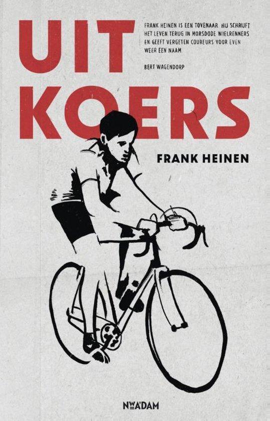 Uit koers - Frank Heinen |