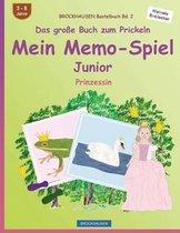 Brockhausen Bastelbuch Bd. 2 - Das Gro e Buch Zum Prickeln - Mein Memo-Spiel Junior