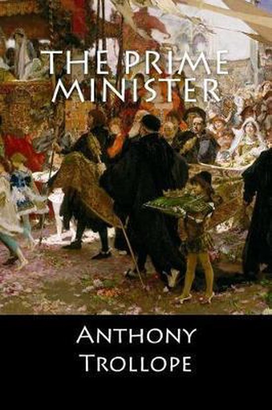 Boek cover The Prime Minister van Anthony Trollope (Paperback)