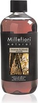 Millefiori Milano Natural navulling Incense & Blond Woods 250 ml