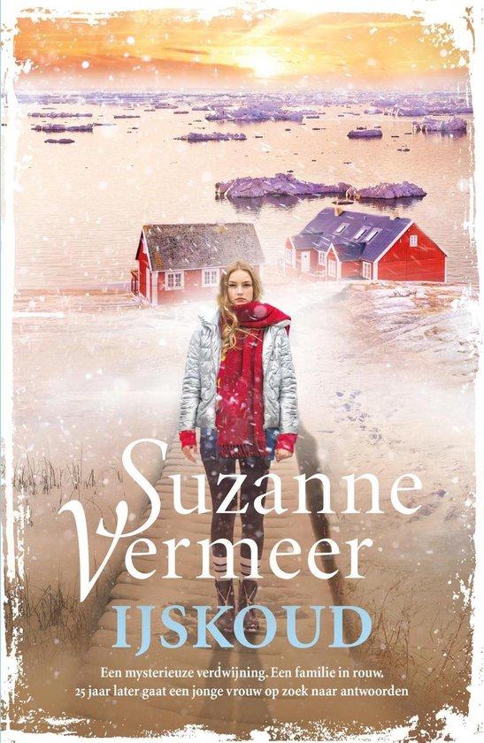 Boek cover IJskoud van Suzanne Vermeer (Onbekend)