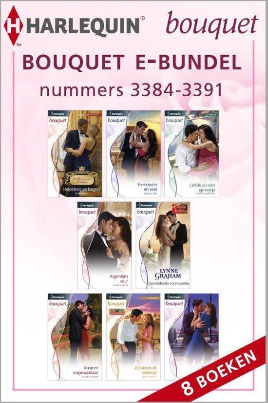 Bouquet e-bundel nummers 3384 - 3391 - Lynne Graham  