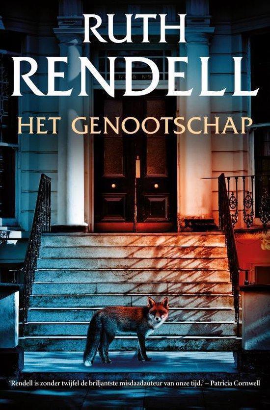 Cover van het boek 'Het genootschap'