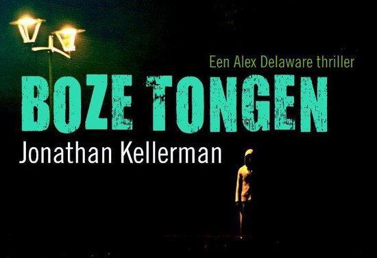 Cover van het boek 'Boze tongen'