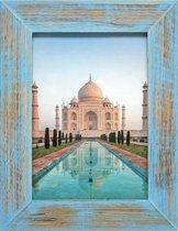 Fotolijst - Henzo - India - Fotomaat 20x30 - Blauw