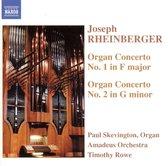 Rheinberger: Organ Concertos N