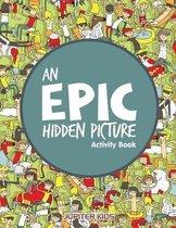 An EPIC Hidden Picture Activity Book