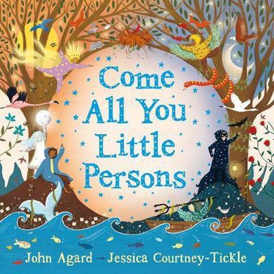 Boek cover Come All You Little Persons van John Agard (Paperback)