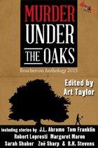 Omslag Murder Under the Oaks