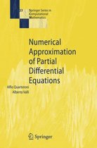 Numerical Approximation of Partial Differential Equations