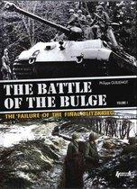 Boek cover The Battle of the Bulge van Phillippe Guillemot