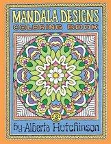Mandala Designs Coloring Book No. 3