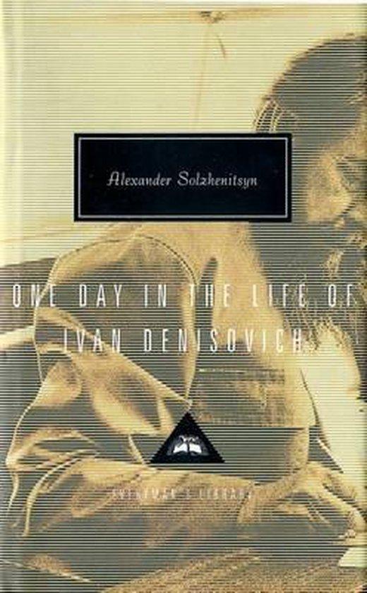 Boek cover One Day in the Life of Ivan Denisovich van Alexander Solzhenitsyn (Hardcover)
