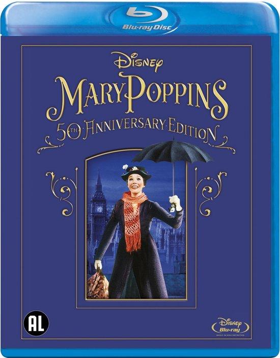 Mary Poppins - 50th Anniversary Edition  (Blu-ray)
