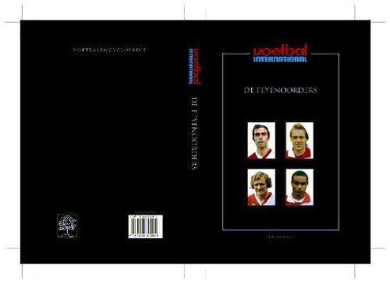 Cover van het boek 'De Feyenoorders' van Bert Nederlof