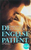 Omslag De Engelse patiënt
