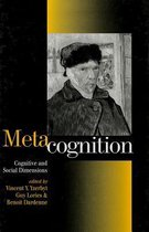 Boek cover Metacognition van Yzerbyt, Vincent Y. A. (Hardcover)