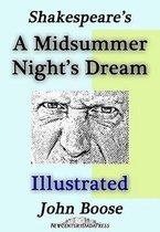 Shakespeare's a Midsummer Night's Dream Illustrated