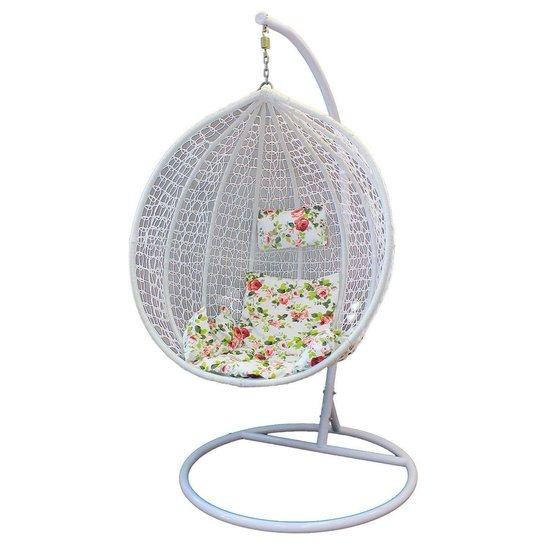 Ei Stoel Hangend.Xl Hangende Egg Chair Cocoon Hang Ei Stoel Tuin Schommelstoel