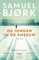Boek cover De jongen in de sneeuw van Samuel Björk (Onbekend)