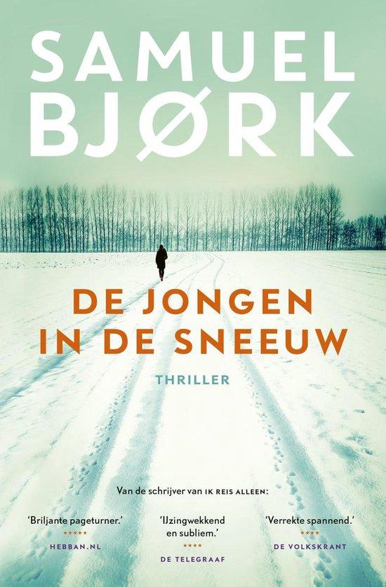 Munch & Kruger 3 - De jongen in de sneeuw - Samuel Björk |