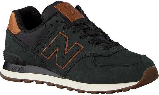 New Balance ML574 NBI zwart sneakers heren