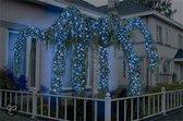 Tronix Kerstverlichting buiten LED lichtsnoer blauw