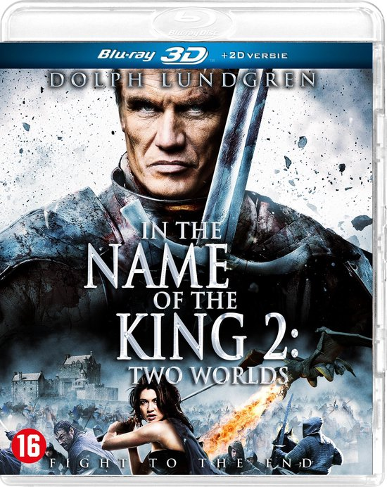 Cover van de film 'In The Name Of The King 2 - Two Worlds'