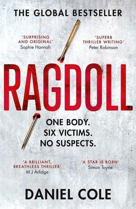 Boek cover Ragdoll van Daniel Cole (Onbekend)
