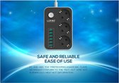 LDNIO Premium Stopcontact - Stekkerdoos - 3.4A