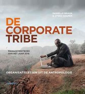 Boek cover De corporate tribe van Danielle Braun (Hardcover)