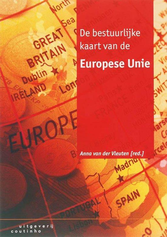 De Bestuurlijke Kaart Van De Europese Unie - Onbekend |