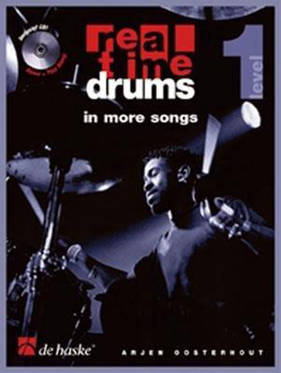 Real Time Drums in More Songs Nl - A. Oosterhout
