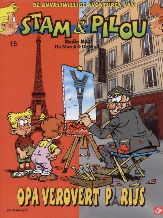 Opa verovert Parijs - de Marck   Fthsonline.com