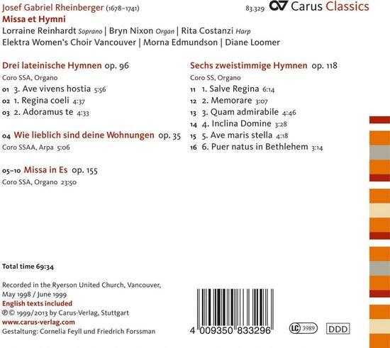 Missa Et Hymni