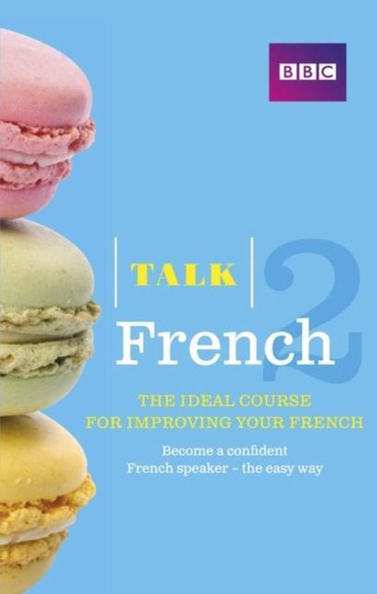 Talk French 2 (Book/CD Pack)