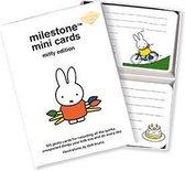 Milestone™ Mini Cards kinderuitspraken kaartjes Nijntje Editie Milestone Mini Cards Nijntje Editie - gratis verzendin binnen NL