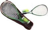 SportX Power Badminton Set Groen