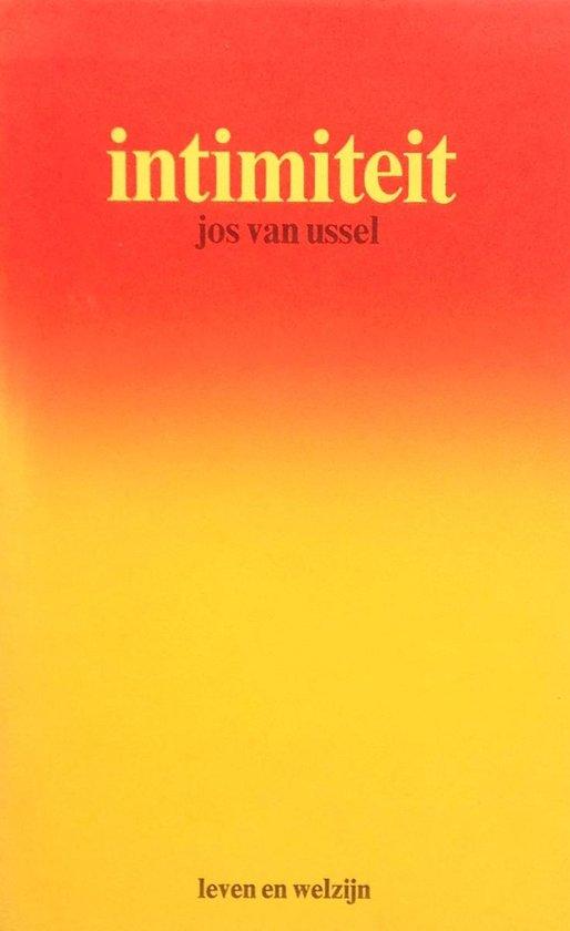 Intimiteit - Jos van Ussel pdf epub