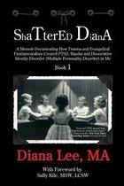 Omslag Shattered Diana